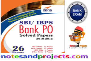 SBI And IBPS PO Last 10 Years Solved Question Paper