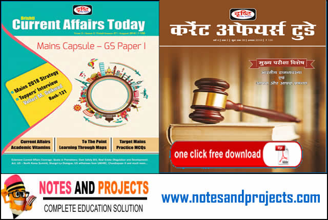drishti current affairs 2018 in hindi pdf